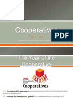Cooperative Business Intro Power Point