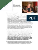 Entrevista EL PROFESIONAL Norita Sanchez de Boeck (Insulino Resist en CIA)