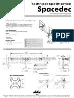 Spacedec SD-FS-T Technical Specs