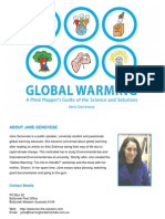 02 12 07 Global Warming Mind Mappers eBook