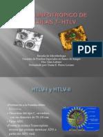 VIRUS LINFOTRÓPICO DE CELULAS T- HTLV