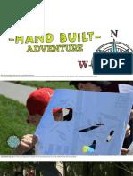 Hand Built Presentation, Nelson-Atkins Museum