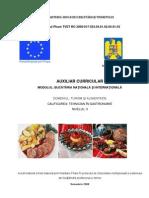 Bucataria Nationala Si International A
