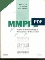 MMPI preguntas