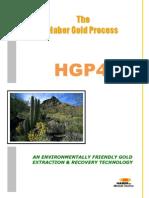 Haber - Gold Processing Brochure