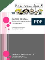 Caries Dental. Clinica Del Adulto II