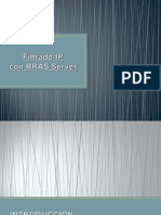 Filtrado IP