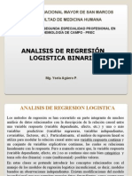 Regresión logistica I