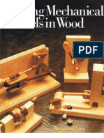 Haciendo maravillas mecánicas de la madera
