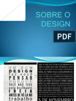 1 - Sobre o Design