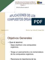 Expo 3_Aplicaciones de C.organicos_scrip