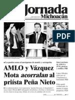 La Jornada Michoacán