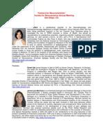 Careers for Neuroscientists Bios _2007