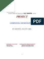 Bussines Plan Hotel Elite