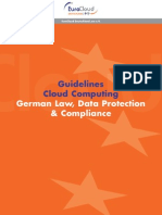 EuroCloud Guideline Law DP C