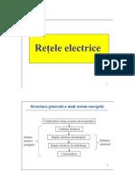 Retele Electrice - Note de Curs