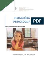 Pedagokapsihologija-2010-11-skriptaPV