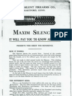Maxim Silencer Brochure