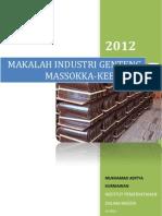 GENTENG MASSOKKA-KEBUMEN