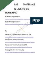 Vtu Lab Materials