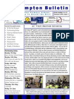 Issue 3 Newsletter