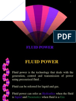 2. Introduction to Fluid Power