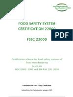 01 Fssc22000 Cover