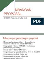 Reviu Dan an Proposal