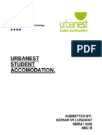 Urbanest Student Accomodation