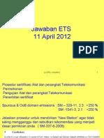 Jawaban ETS-11042012