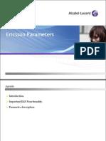 Ericsson Parameters
