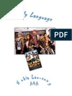 Filmverslag 'Body Language'