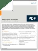 Genpact Whitepaper Supply Chain Optimization