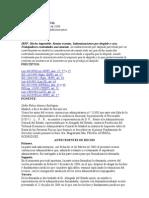An 12-Abril 2006- Efectiva Desvinculacion Para Indeminizacion Exenta