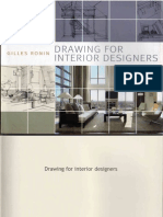 Ronin G. - Drawing for Interior Designers - 2010