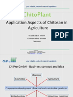 Chi to Plant in Agriculture