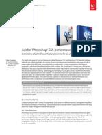 PhotoshopCS5 Performance