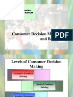 Consumer Decision Making Model Class XII WEEK