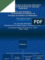 Didática da Estatística