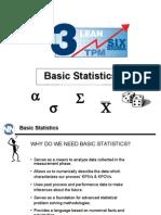 1-12 Basic Statistics I[1]