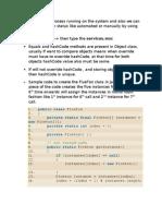 Basic Understand Document