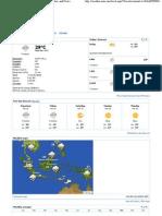 Jakarta, IDN Weather - Forecast