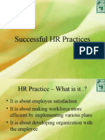 Successful Hr Practices 933