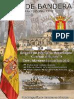 Jura de Bandera para personal civil