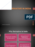 Derivative in India Final