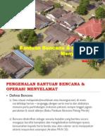 Bantuan Bencana & Operasi at