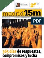 PERIÓDICO ASAMBLEAS MADRID 15M. Nº3