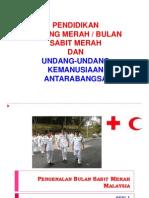 Pendidikan Palang Merah_Bulan Sabit Merah_UUKA