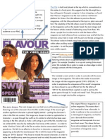 Magazine Deconstruction