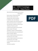 Sociologia Organizacional Md1 Ex